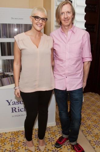 Andrew Adamson & Yasemin Richie