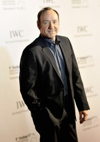 Kevin Spacey IWC Gala Yasemin Richie