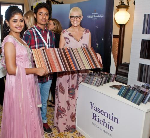 Shravanthi Sainath & Yasemin Richie