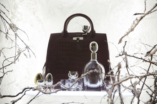 Asprey Christmas Window Display