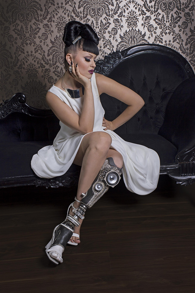 Viktoria Modesta Alternative Limb Project