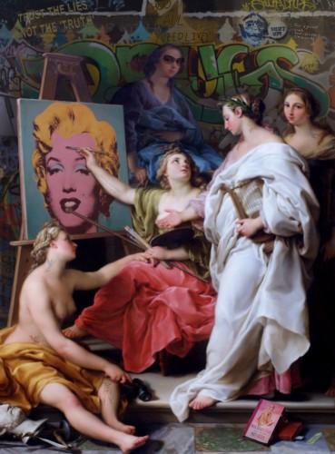 Marco Battaglini Saatchi Gallery